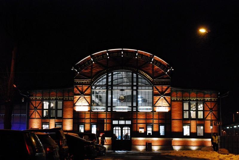 Ruda Śląska: Stacja Biblioteka po raz kolejny została obiektem zaprzyjaźnionym Industriady