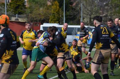 Pracowity weekend rudzkiego rugby
