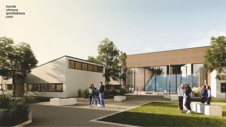 Nowy budynek Szkoły Podstawowej nr 17 w Bielszowicach coraz bliżej. Ogłoszono przetarg