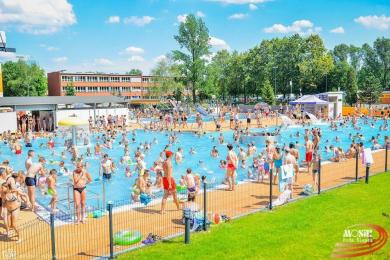 26 czerwca zostanie otwarty basen letni w Rudzie Śląskiej [CENNIK, GODZINY OTWARCIA]
