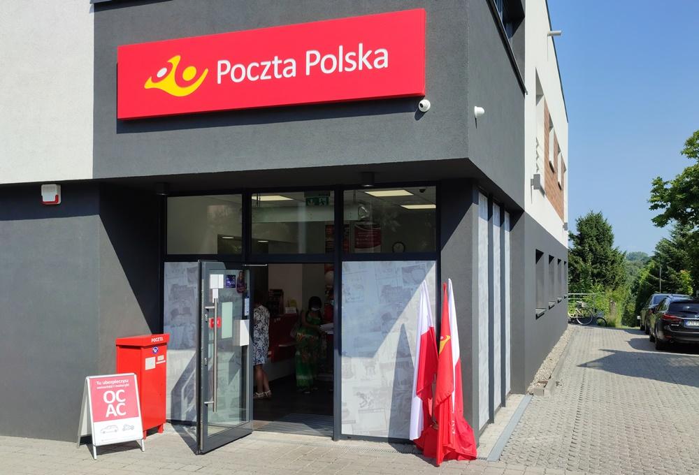 Mieszkańcy Bielszowic mogą już korzystać z nowej placówki Poczty Polskiej