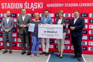 Dofinansowanie dla klubów i stowarzyszeń sportowych z Rudy Śląskiej!