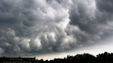 Ostrzeżenie meteorologiczne przed burzami z gradem
