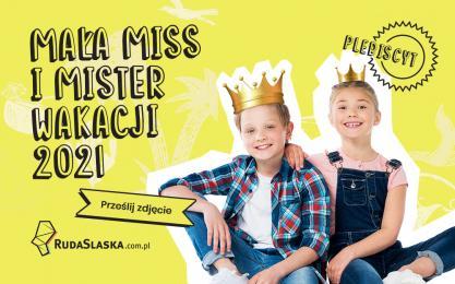 Konkurs zdjęciowy: Mała Miss i Mister Wakacji 2021 - czekamy na zdjęcia!