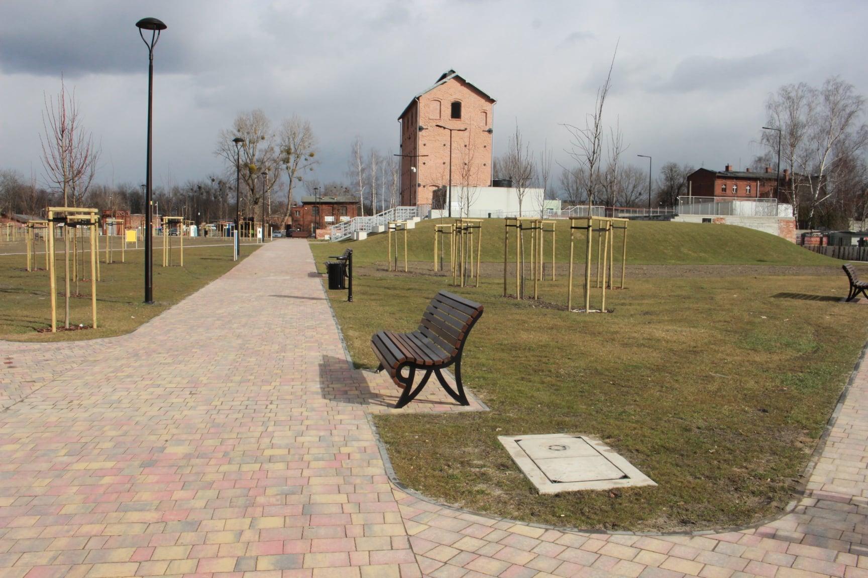 Rekultywacja koksowni Orzegów została nominowana w konkursie Top Inwestycje Komunalne 2021