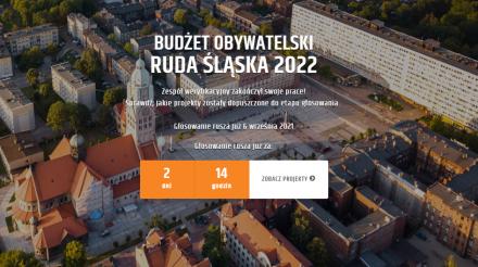 Budżet Obywatelski 2022. Sprawdźcie listę projektów! Głosowanie ruszy 6 września!