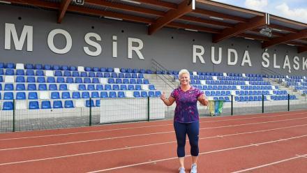 Trenowała w Rudzie Śląskiej, a teraz po raz kolejny wywalczyła złoto na igrzyskach!