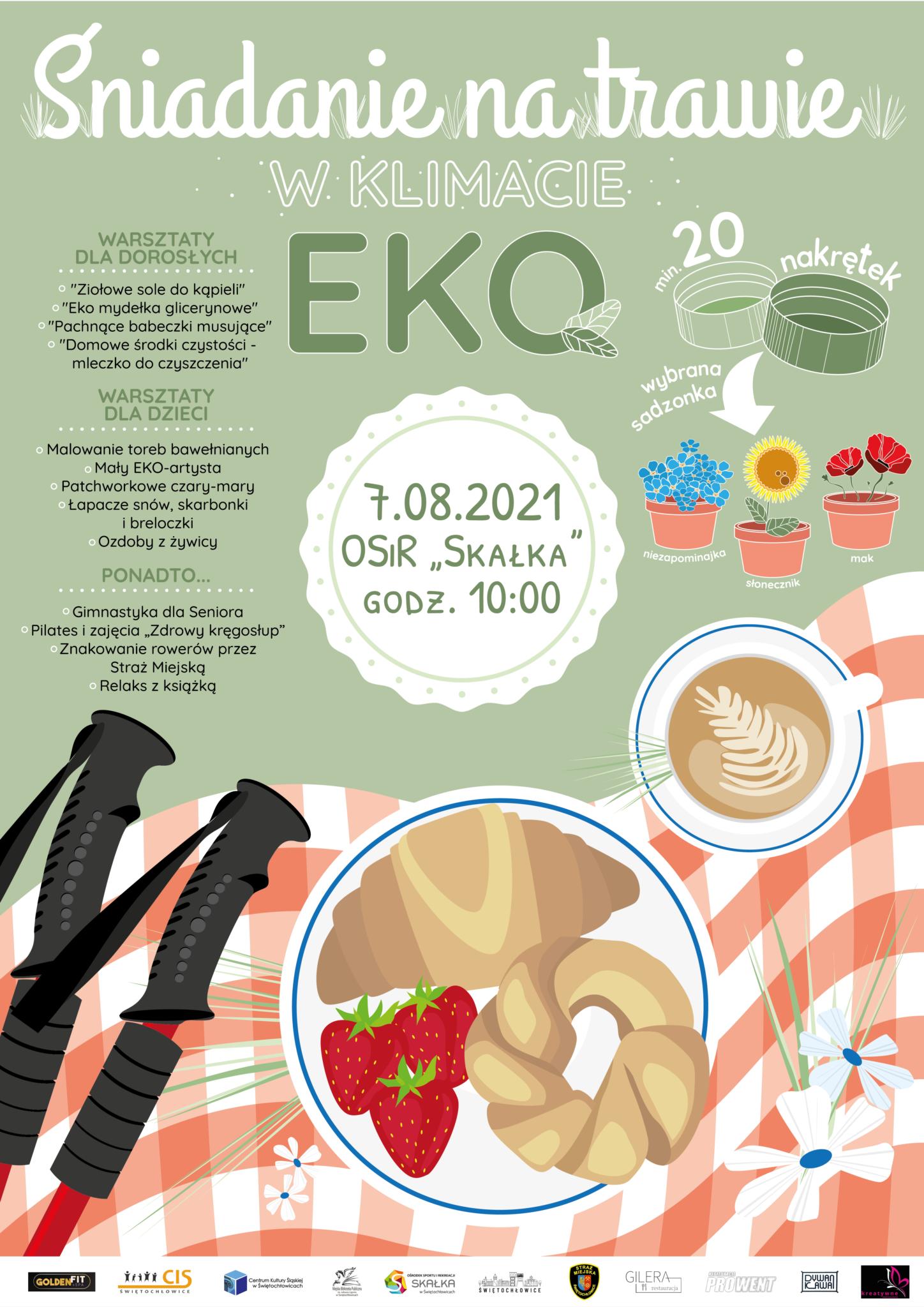 Plakat niadanie EKO
