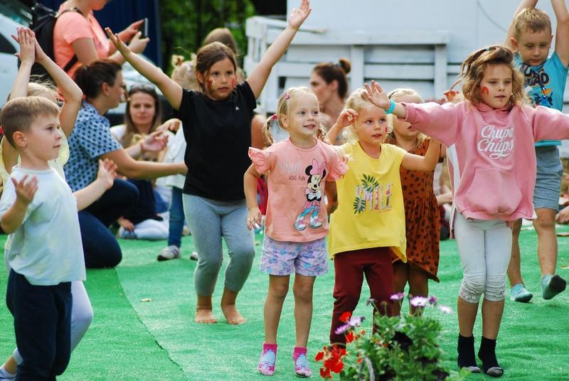 Marea deschidere a AKUKU a rămas în spatele nostru!  Orașul nostru a câștigat un nou spațiu pentru copii [FOTO] – Rhoda Slaska