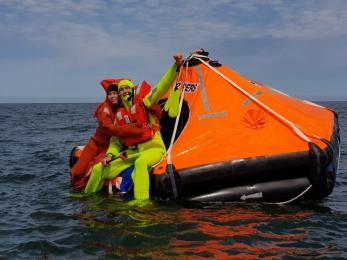 Nawigacja ze specjalnością ratownictwo - profesja z przygodą w tle
