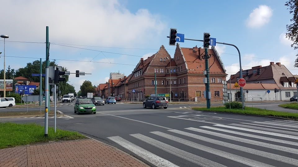 W miejscu skrzyżowania ulic 1 Maja i Wolności w dzielnicy Ruda powstanie rondo