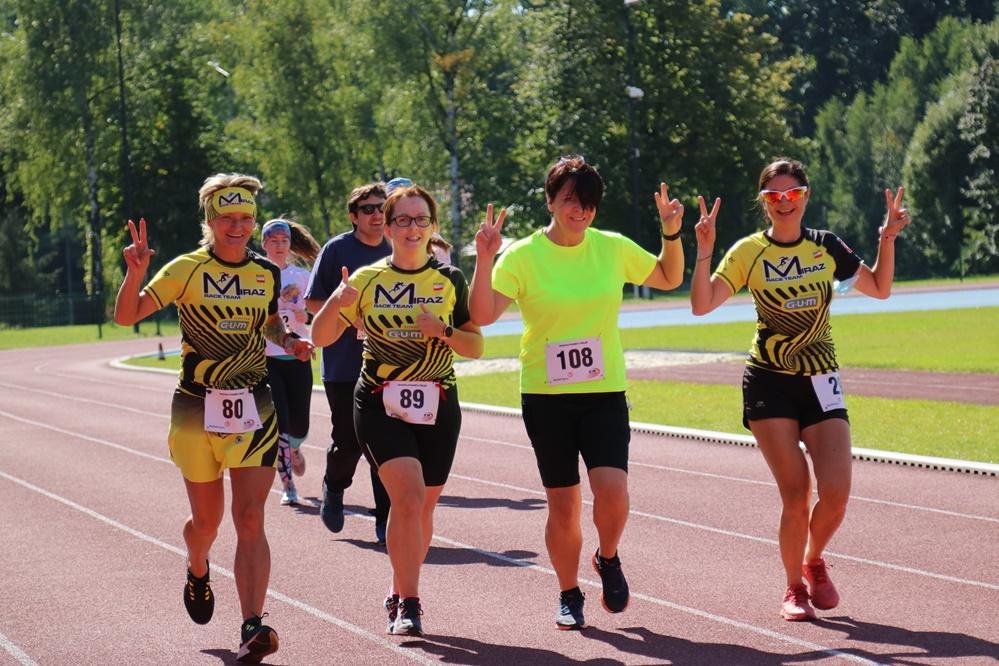 Dzisiaj na stadionie lekkoatletycznym odbył się Bieg dla Zdrowia Psychicznego [FOTO]