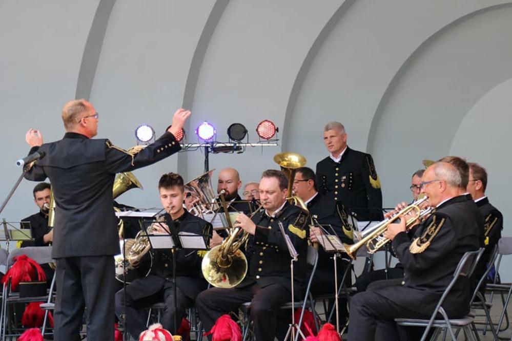 Jubileuszowy XX Międzynarodowy Festiwal Orkiestr Dętych w Rudzie Śląskiej za nami!
