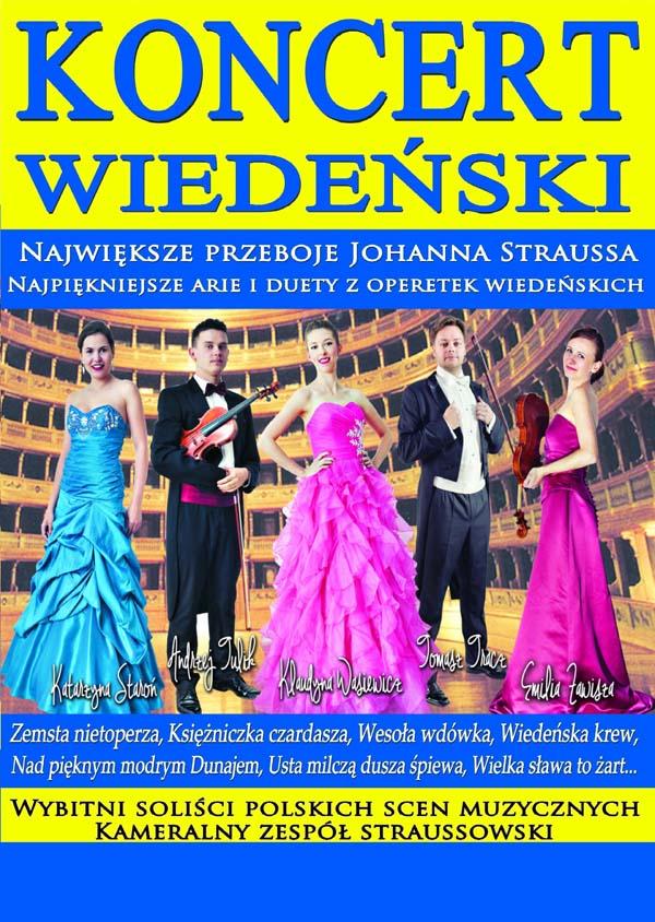 koncert wiedeski