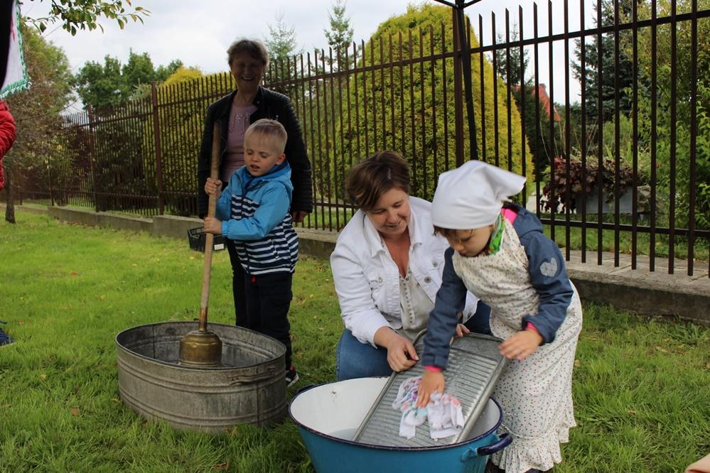 Przy piekaroku odbył się piknik w ramach Europejskich Dni Dziedzictwa