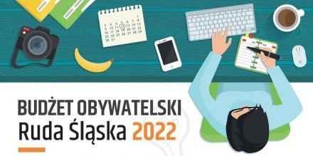 Budżet Obywatelski 2022: Ponad 8,1 tys. rudzian wzięło udział w głosowaniu