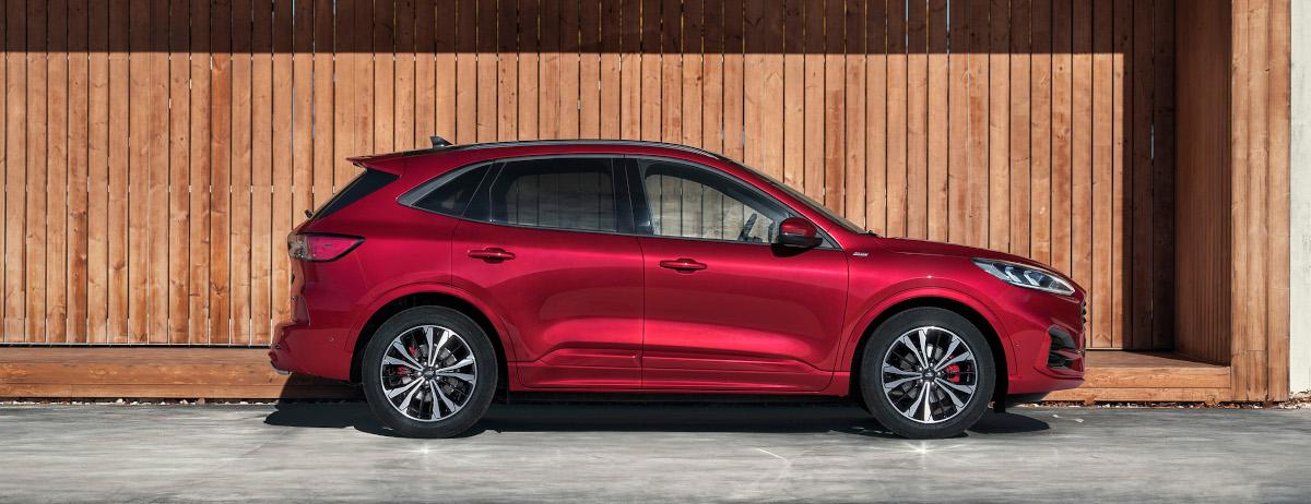 Ford Kuga w leasingu