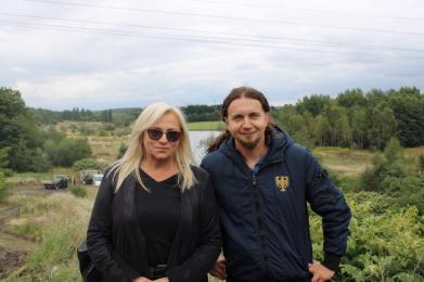Europoseł Łukasz Kohut odwiedził Dolinę Kochłówki!