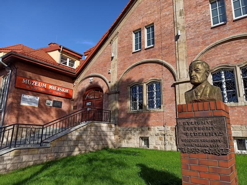 Muzeum Miejskie im. M. Chroboka ponownie otwarte! Zobaczcie jak wygląda po remoncie!