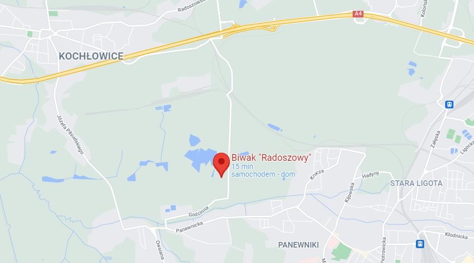 Biwak Radoszowy