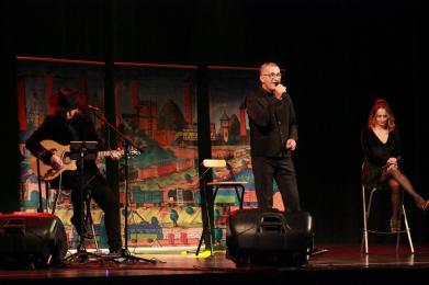 Grzegorz Poloczek świętuje trzydziestolecie pracy artystycznej
