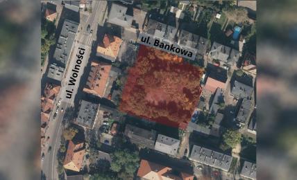 Miasto buduje kolejne mieszkania komunalne. Dwa nowe budynki powstaną przy ul. Bankowej