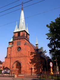 Kościół pw. Matki Boskiej Różańcowej
