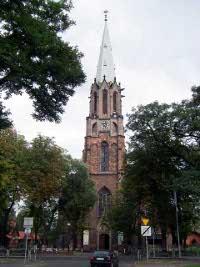 Kościół pw. Ścięcia św. Jana Chrzciciela
