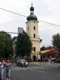 Kościół p.w. Trójcy Przenajświętszej Sanktuarium Matki Bożej z Lourdes