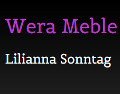 Meble na wymiar - Wera Meble Lilianna Sonntag