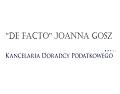 DE FACTO JOANNA GOSZ Ruda Śląska