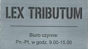 Biuro Rachunkowe LEX TRIBUTUM Ruda Śląska