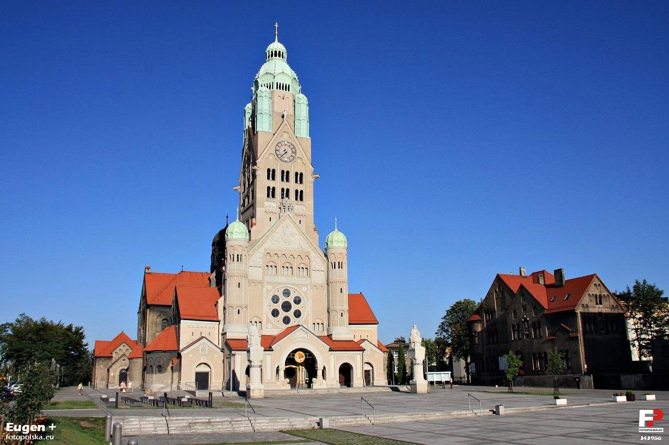 Nowy Bytom - Kościół pw. św. Pawła Apostoła