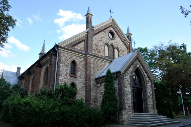 Ruda - Kościół pw. Matki Bożej Różańcowej