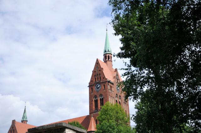 Wirek - Kościół pw. św. Wawrzyńca i św. Antoniego