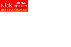 NGK - Okna-Rolety-Serwis pogwarancyjny